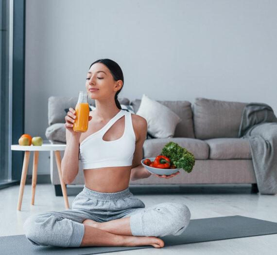 Yogic Diet : Basics to follow