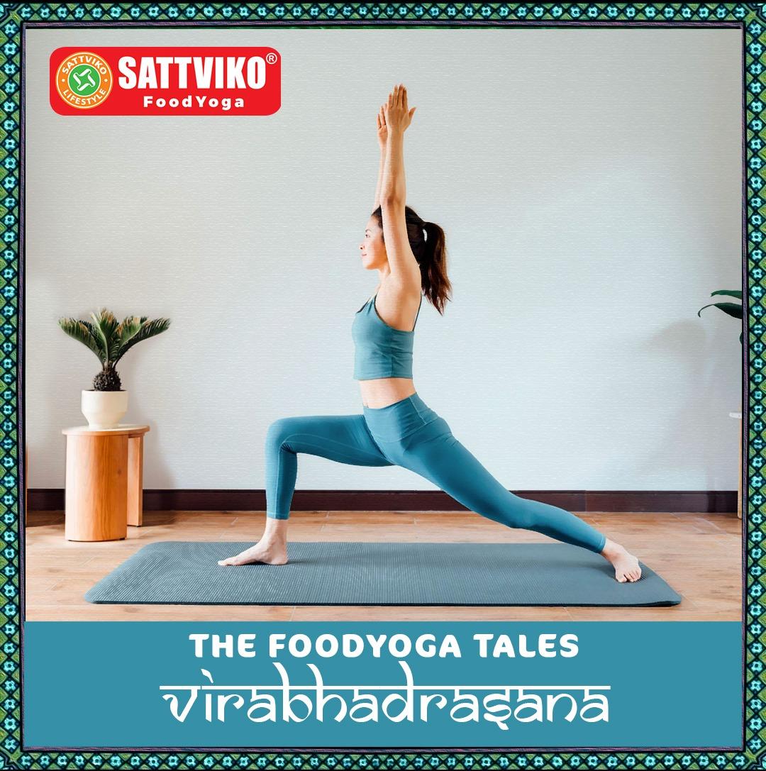 Origin of Virabhadrasana