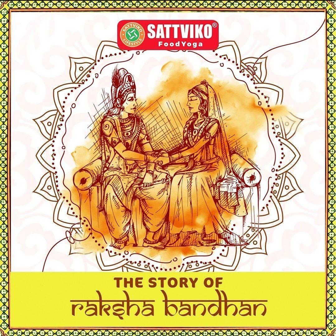 Story Of Raksha Bandhan