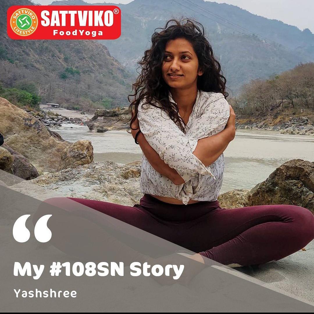 108 Suryanamaskar Story: Yashshree