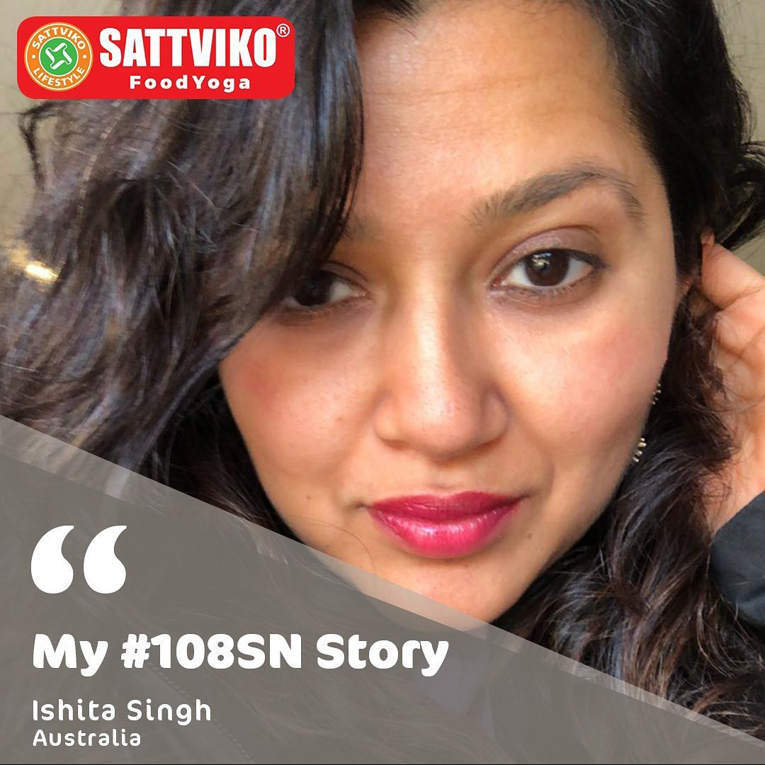 108 Suryanamaskar Story: Ishita Singh