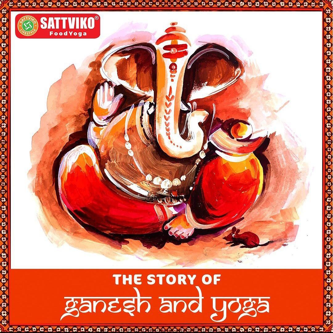 The Story of Ganesha & Yoga