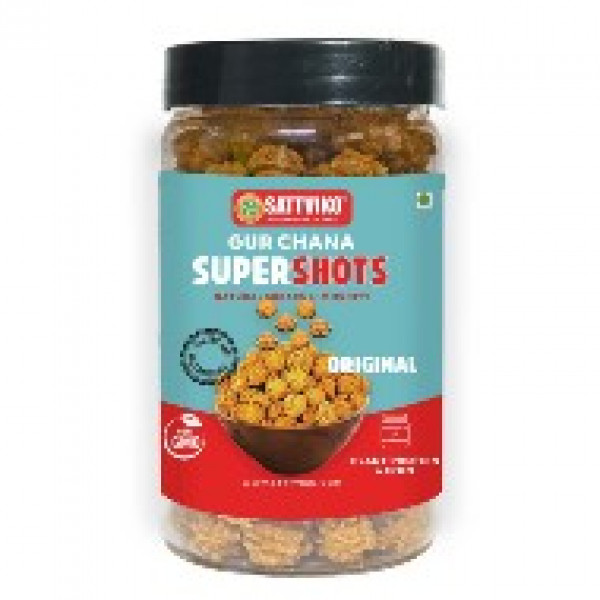 Sattviko - Gur Chana Supershots