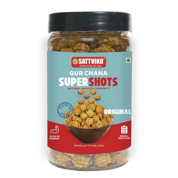 Sattviko - Gur Chana Supershots