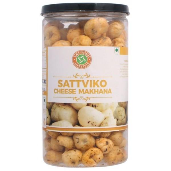 Sattviko - Herbs & Cheese Makhana