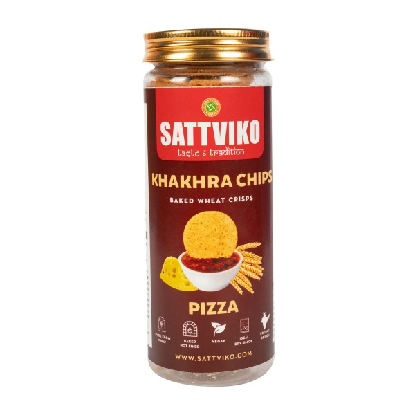 Sattviko - Pizza Khakhra Superchips