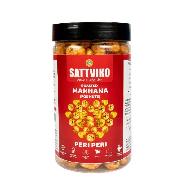 Sattviko - Peri Peri Makhana Superpops