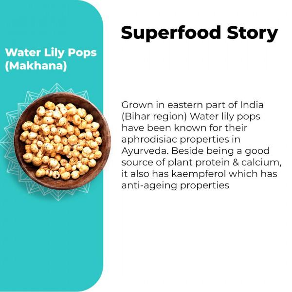Peri Peri + Pink Salt + Turmeric Waterlily Superpops Combo, 3 Jars Of 2.47 Oz Each, 7.41 Oz | Foodyoga
