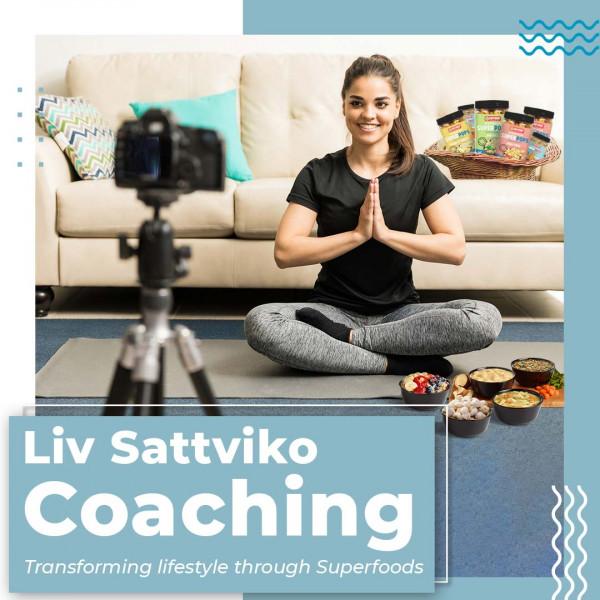 Liv Sattviko Coaching - Swastham Therapy