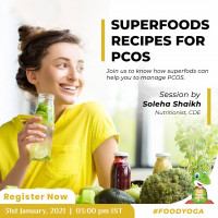 PCOS and PCOD Friendly Recipes Using Superfoods
