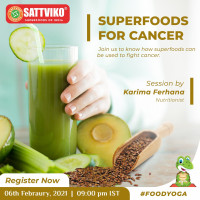 Superfoods to Fight Against Cancer