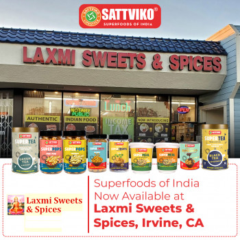 South California - Laxmi Sweets and Spices