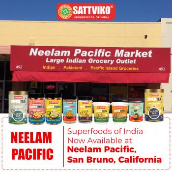 San Bruno - Neelam Pacific