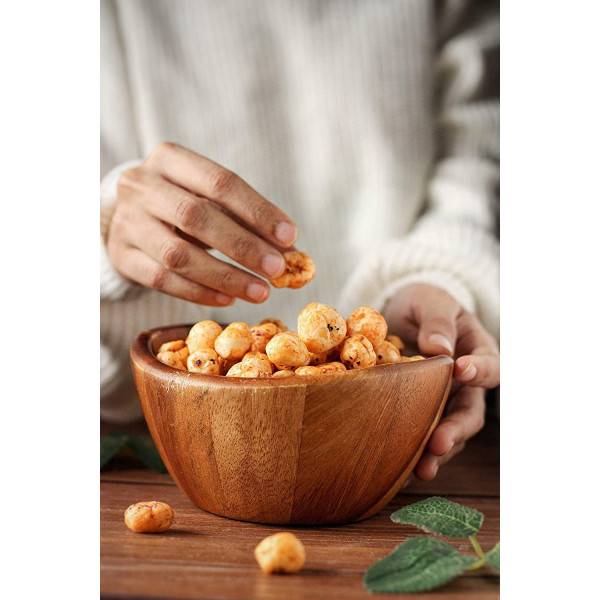 Peri Peri Water Lily Pops Snacks, 3 Jars Of 2.47 Oz Each, 7.41 Oz | Foodyoga